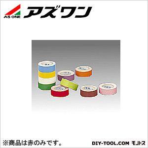 商品追加値下げ在庫復活 アズワン 補充用テープ 赤 安い 激安 プチプラ 高品質 6-693-10 個 1