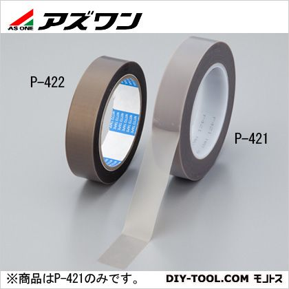 アズワン 耐熱テフロンテープ  1-6532-02 1 個