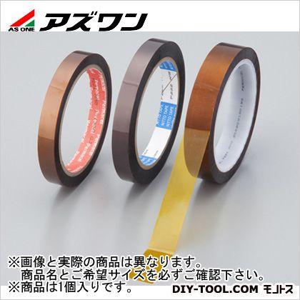 アズワン カプトンテープ 19mm×33m 5-5018-04 1 個