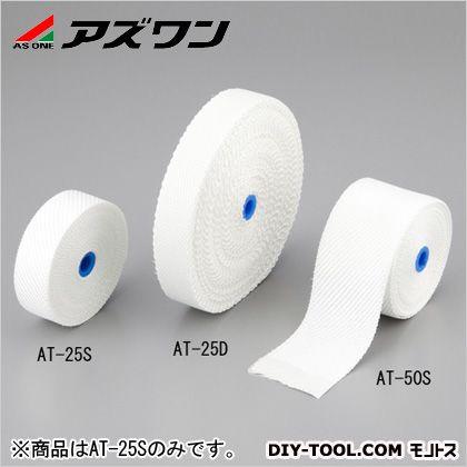 アズワン アルミナテープ 25mm×10m 1-2770-01