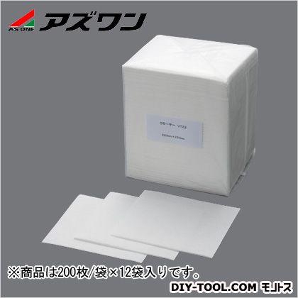 アズワン クローサー 220×250mm 6-9006-11 200枚/袋×12袋