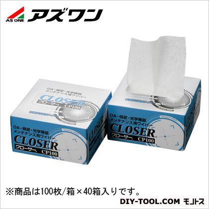 アズワン クローサー 100×220mm 6-9011-11 100枚/箱×40箱