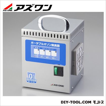 アズワン 小型オゾン脱臭装置 160×160×231mm 2-8515-01