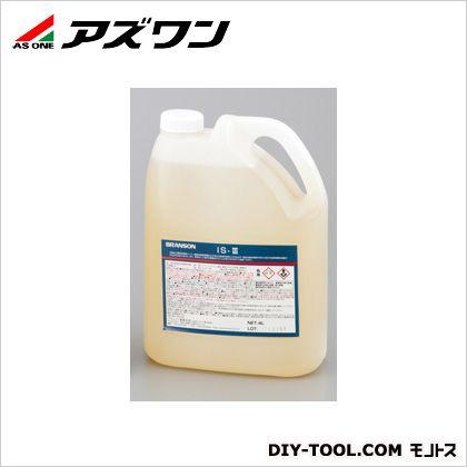 アズワン 超音波洗浄器用洗剤アルカリ性 4L 1-1387-03