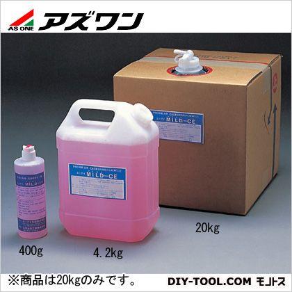 アズワン 石けん液 ユーアイマイルドCE 20kg 4-087-03 1 個