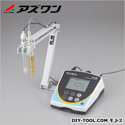アズワン 卓上型pH導電率計 155×175×69mm (1-3570-01)