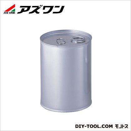 アズワン ステンレスドラム缶容器クローズ缶 20L 1-9839-01