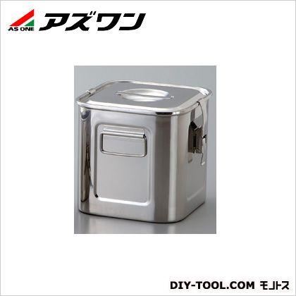 アズワン 角型パッキン式タンク 12.6L 4-5627-09 1 個