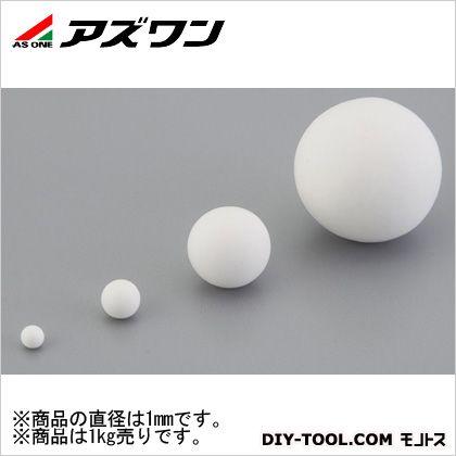 アズワン 高純度アルミナボール φ1mm 2-8203-03