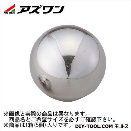 アズワン オンライン限定商品 クローム鋼球 1インチ 新作 人気 1箱 5-3486-08 5個入