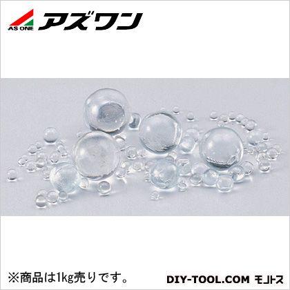 アズワン ガラスビーズ φ9.000~11.000mm 6-567-08