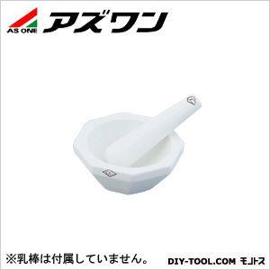 アズワン アルミナ乳鉢(角型)  5-4074-03 1 個