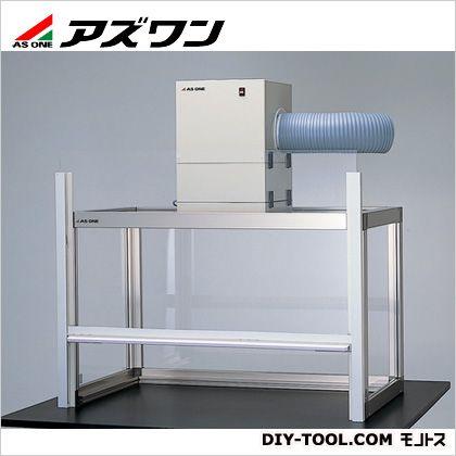 アズワン 卓上型ドラフト 横型セット  3-4060-01 1 個