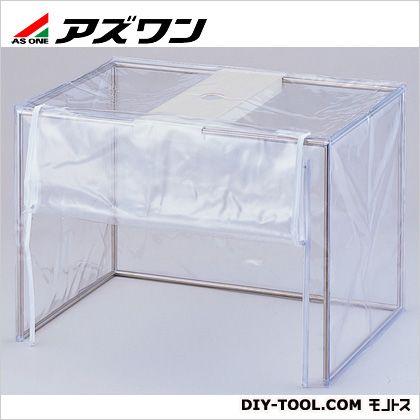 アズワン 除塵フード 700×500×500mm(突起部除く) 2-7885-01