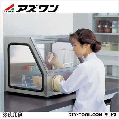 アズワン パソリナグローブボックス 600×500×520mm (3-4041-01) 1個