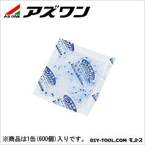 アズワン 防塵型シリカゲル(乾燥剤) 80×70mm 1-5451-02 1缶(600個入)