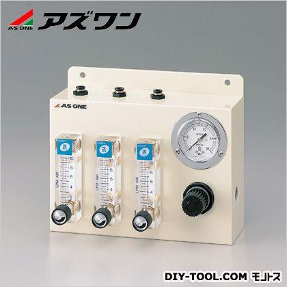 アズワン 流量計付レギュレーター 230×133×190mm 1-3167-01 1 個