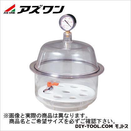 アズワン 真空ポリカデシケーター (1-5801-12)