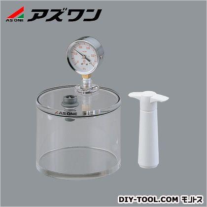 アズワン ミニ真空容器 φ150×220mm約1.5l 1-4467-01