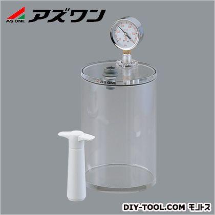アズワン ミニ真空容器 φ150×320mm約3.0l 1-4467-02