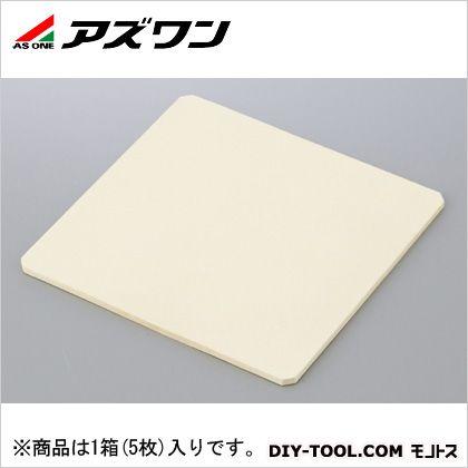 アズワン ジルコニア板 緻密質 100×100×2mm 1-2417-02 1箱(5枚入)