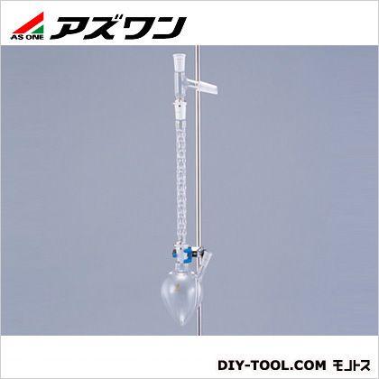 アズワン 共通摺合分留管ヴィグリュー型 300mm 1-9952-02