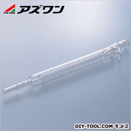 アズワン 共通摺合冷却器透明摺合  1-9547-03