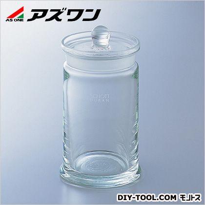 アズワン 標本瓶 750ml 1-8396-03 1 個