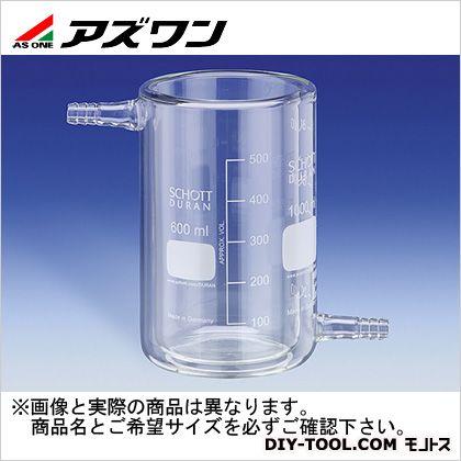 アズワン 保温・保冷ビーカー 2000ml (1-1757-03)