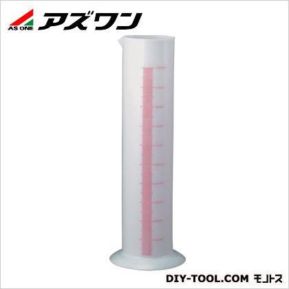 アズワン ポリシリンダー 10L 6-239-12 1 個