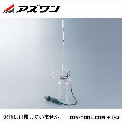 アズワン 平面自動ビュレット 白 10ml 1-8580-01 1 個