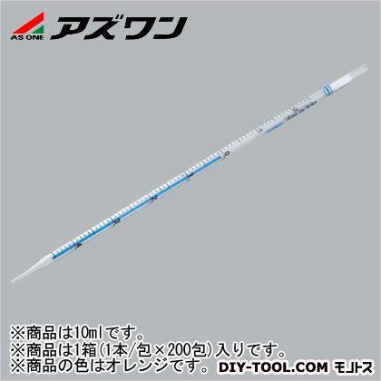 アズワン ストリペット オレンジ 10ml 1-141-04 1箱(1本/包×200包入)