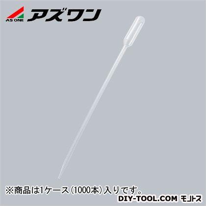 アズワン ピペット 2.5ml 1-4654-01 1ケース(1000本入)