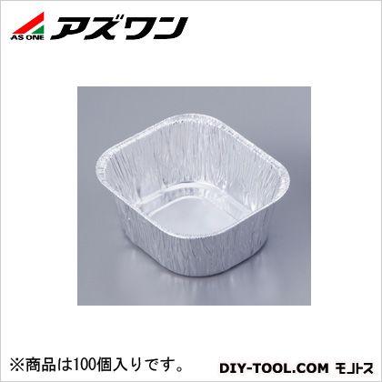 アズワン アルミコンテナー  1-3184-11 1箱(100個入)