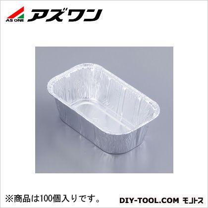アズワン アルミコンテナー  1-3184-12 1箱(100個入)