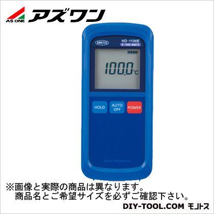 アズワン ハンディタイプ温度計 約76(W)×167(H)×36(D)mm (2-1082-02)