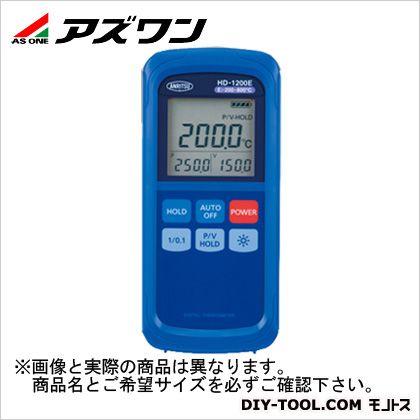 アズワン ハンディタイプ温度計 約76(W)×167(H)×36(D)mm (2-1082-07)