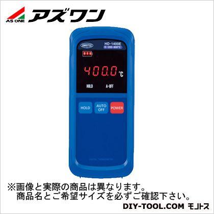 アズワン ハンディタイプ温度計 約76(W)×167(H)×36(D)mm (2-1082-16)