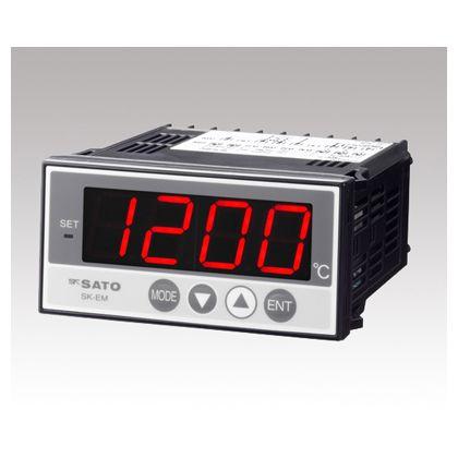 SATO 温度表示器 111×96×48mm (1-1877-11)