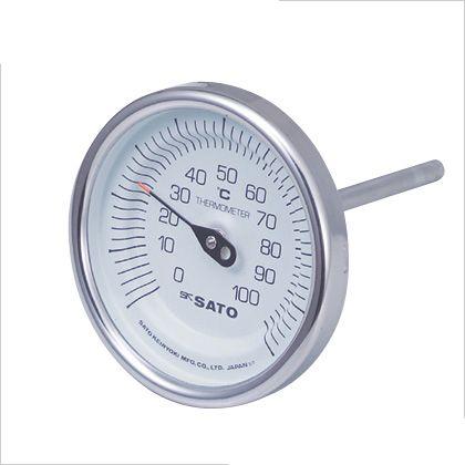 SATO バイメタル式温度計 (2010-30)