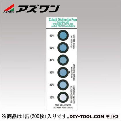 アズワン インジケータ 39×120mm (1-4000-11) 1缶(200枚入)
