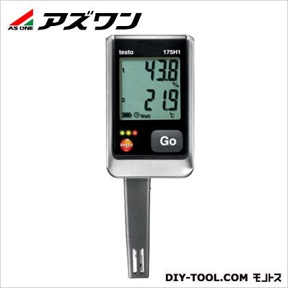 アズワン 内蔵温湿度データロガ (1-3234-02)