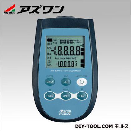 アズワン 温湿度計 (1-3447-02)