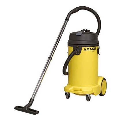 アマノ 乾湿両用掃除機(乾式・湿式兼用) (NT48)