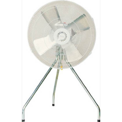 アクア アクア エアモーター式工場扇(スタンドタイプ) (1台) (AFG24) アクアシステム 工場扇 工場扇風機