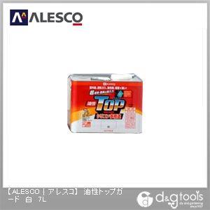 カンペハピオ 油性トップガード(シリコン樹脂塗料) 白 7L
