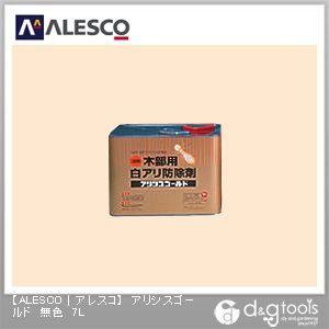 カンペハピオ アリシスゴールド(油性木部用白アリ防除剤) 無色 7L