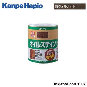 カンペハピオ オイルステインA木目を生かした着色剤 新ウォルナット 1.6L