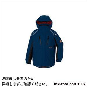 アイトス 光電子 防寒ジャケット ネイビー Mサイズ (AZ-6063-008-M)