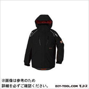 アイトス 光電子 防寒ジャケット ブラック Lサイズ (AZ-6063-010-L)